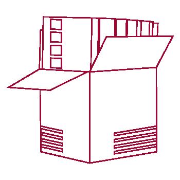 bin-Linie Boxen